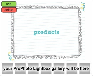 prophoto4 templates - collections sharon theresa wheaton